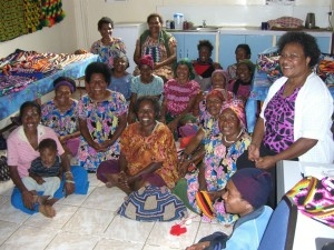 4 Papua New Guinea Promoting self-reliance for vulnerable women