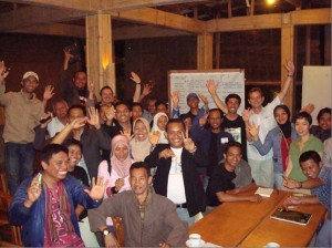 5 Indonesia Working with local NGOs to support community driven development